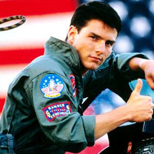 Maverick from Top Gun