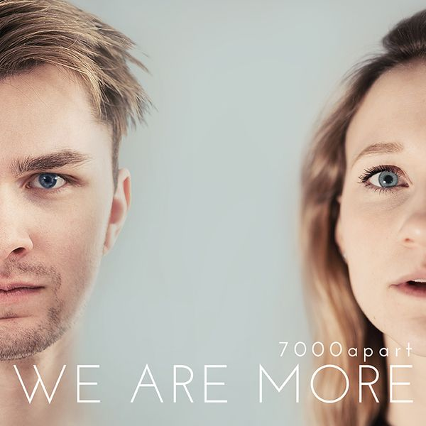 We Are More album art by 7000apart
